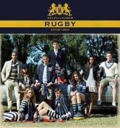 I'm learning all about Rugby by Ralph Lauren at @Influenster!