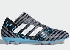 #football #soccer #futbol #adidasfootball #adidassoccer Adidas Nemeziz Messi 17.1 FG Cold Blooded - Grey / Ftwr White / Core Black