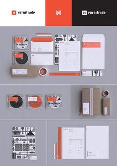 Furnitrade Identity by Glad Head #identity #branding #design #inspiration