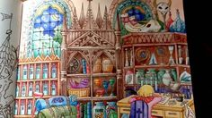 Romantic Country - The Second Tale coloring book - Arrived Cocot ...