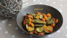 Papilles On/Off: Tajine de légumes au miel