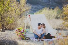 Amy Clemons Photography engagement session on Beyond the Wanderlust