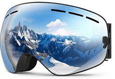 Enjoy exclusive for Zionor X Ski Snowboard Snow Goggles OTG Design Men Women Spherical Detachable Lens UV Protection Anti-fog online - Newfashionclo Best Ski Goggles, Snowboard Goggles, Ski And Snowboard, Snowboarding, Snowboard Packages, Alta Ski, Surf, Leo, Snowboard Equipment