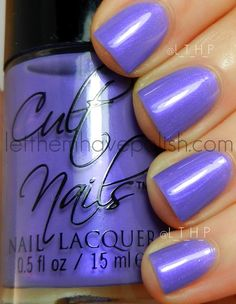Cult Nails Charming #CultNails #JoinTheCult