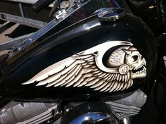 Hells Angels. My momma had this.                                                                                                                                                     More