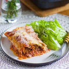 Cannelloni milanese way (in French)