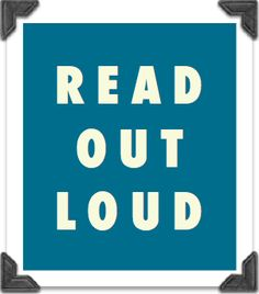 """Language Learning Tip: Read Out Loud: """"It will slow your reading down – but done in chunks of 10 – 15 minutes a day,  """"read aloud"""" time will be a a great tool to improve your overall fluidity in reading aloud, as well as to improve your general speaking ability."""""""