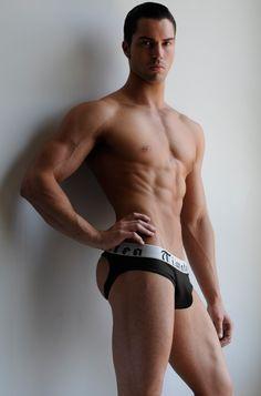 "Meet ""Joe"" Black  Model: Joe Pace  Photo: Timoteo"
