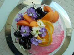 Gluten free apricot-orange cake.Summer variation. Real Food Recipes, Gluten Free, Orange, Eat, Kitchen, Desserts, Summer, Glutenfree, Cuisine