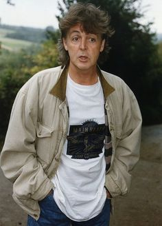 Paul McCartney (Dec. 1995 announcing Linda's illness)