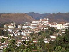 Ouro Preto (Foto: Sylvio Bazote ) # Paisagens de Minas Gerais – Brasil | Brazil