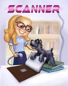 """Cover for the """"Scanner"""""""