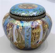 Fairyland Lustre by Wedgwood, Part 1 Ceramics, Old Pottery, Art Nouveau, Art, Pottery Art, Fairy Land, Glass Art