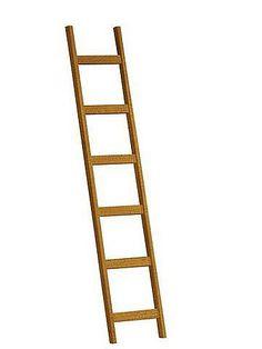 Stilecht und in hervorragender Verarbeitung - eine Anschaffung fürs Leben. Massives Fichtenholz, cremefarben lackiert oder braun bzw. honigfarben gebeizt. Ohne Dekoration. 4 Stangen zum Befestigen an der Schrankwand. 1 Leiter zum Einhängen an die Stangen. H/B ca. 190/35 cm. Teilmontage....
