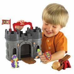 Castle cake idea for castle party
