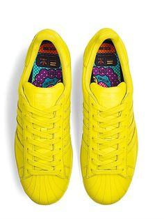 9fb32fc94f4 adidas pharrell superstar supercolor