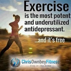 #chrisownbey As a Fitness Trainer and Personal Coach, I cannot stress enough why exercise is so important. Not to sound cliche, but our minds and our bodies function better when it is regularly stimulated. Doing a daily 30 minutes of exercise will not only improve your physical health and wellness, you would feel revitalized, reenergized and rejuvenated. Connect with me www.chrisownbey.com for my customized programs for Men and Women . My Goal is to make you feel incredible on the inside…