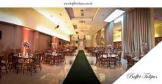 Espaço Mansão Tulipas! Elegante, sofisticado, encantador.  Agende uma visita: (11) 2076-9919  www.buffettulipas.com.br