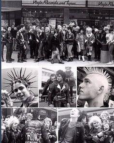 Bristol Punks 1980-1982