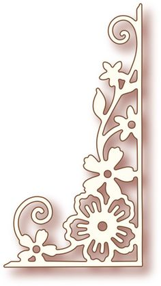Wild Rose Studio specialty cutting dies transform paper and card into beautiful designs instantly Made in the USA by a leading manufacturer they are Stencil Templates, Stencil Designs, Stencils, Door Frame Molding, Cnc Cutting Design, Decorative Brackets, Scroll Saw Patterns Free, Diy And Crafts, Paper Crafts