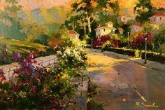Marilyn Simandle, American Artist ~ Blog of an Art Admirer