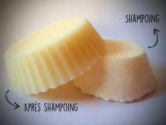 Duo solide pour cheveux - Après shampoing