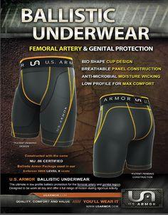 Bulletproof Underwear - Armour Wear Store
