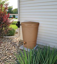 Harvesting and using Rainwater; Saving it for a Sunny Day