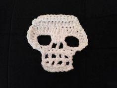 A skull pattern I made