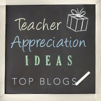 Teacher gifts and ideas....top blogs.