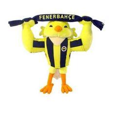 Fenerbahçe Lisanslı Peluş Kanarya Oyuncak