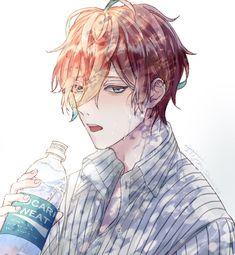 Handsome Anime Guys, Hot Anime Guys, Cute Anime Boy, I Love Anime, Manga Eyes, Manga Boy, Manga Anime, Anime Art, All Star
