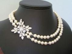 DIY necklace help? :  wedding accessory diy jewelry necklace Necklace