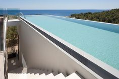 AABE Designed A Translucent House With Spectacular Views Of The Balearic Coast | iGNANT.de