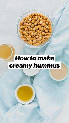 Vegan Snacks, Easy Snacks, Healthy Snacks, Winter Food, Winter Meals, Make Hummus, Vegetarian Recipes, Healthy Recipes, College Meals