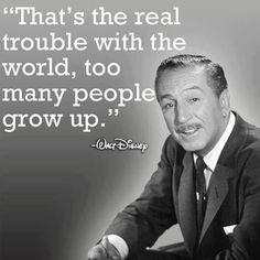 Walt was wise.