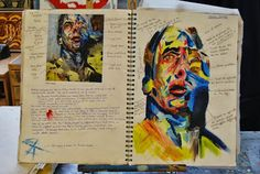 identity gcse artist - Google Search Sketchbook Layout, Sketchbook Ideas, Sketchbook Inspiration, Gcse Books, Identity Artists, Henry Moore, A Level Art, Gcse Art, Art Pages