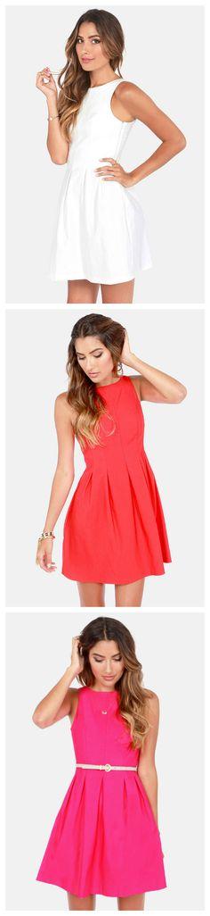 Darling dresses via lulus.com