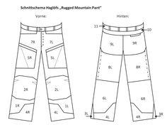 """Kopierprojekt Hose """"Haglöfs Rugged Mountain Pant"""" - Zeigt was Ihr genäht habt! - Tacticaltrim Community"""