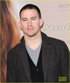 The one and only, Channing Tatum!