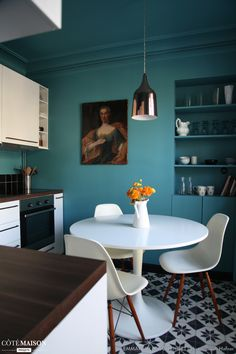 Rénovation et décoration d'un appartement parisien, Emmanuelle Cohendet - Côté…