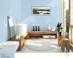 907S relaksująca kąpiel | Farby Śnieżka
