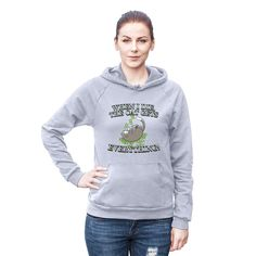 Make your wishes known! Show the world and your cat what you are thinking with the When I Die, The Cat Gets Everything Hoodie by Kittyworks. This fashionable hoodie will be an everlasting representati