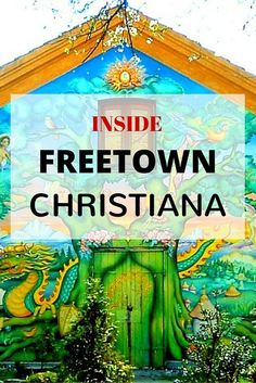 Do you love unique, peculliar and maybe down right controversial places? Then Freetown Christiania in Copenhagen is your place...but it might not be all it seems! Find out why here!