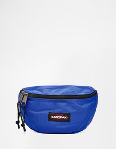 "Bum bag by Eastpak Lightweight outer Zip opening Logo patch detail Adjustable buckle strap Wipe clean 100% Polyamide H: 14cm/6"" W: 23cm/9"""