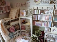 A place to show all the things I love to make for my miniature homes and my life size one too.