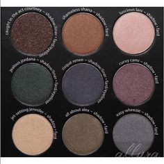 Shady Lady the Balm Palette Used one. Not from listed brand. MAC Cosmetics Makeup Eyeshadow