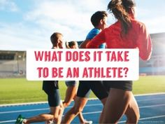 What does it take to be an athlete? Find out more with quizzes, games and facts about crazy athletic routines and diets!