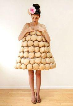 Ferrero Rocher Kostüm: Kostümideen Karneval 2015 - Karnevalskostüme selber machen: Kostümideen für Karneval 2016