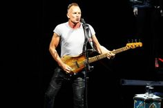 Sting, backup band nearly flawless in Artpark gig - Concert reviews - The Buffalo News